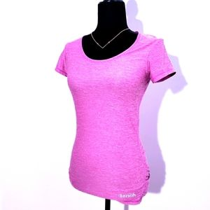 Bench Pink workout top women's extra small